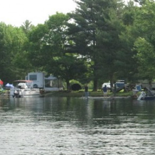 Campground near winthrop me